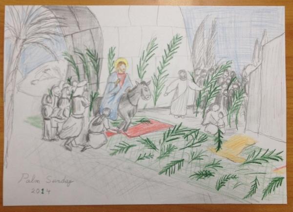 Jesus Christ por Amir.Salides